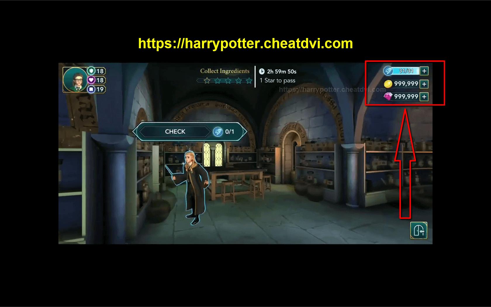 hogwarts mystery hack no survey
